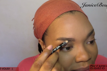 Janice Beauty maquiller ses sourcils