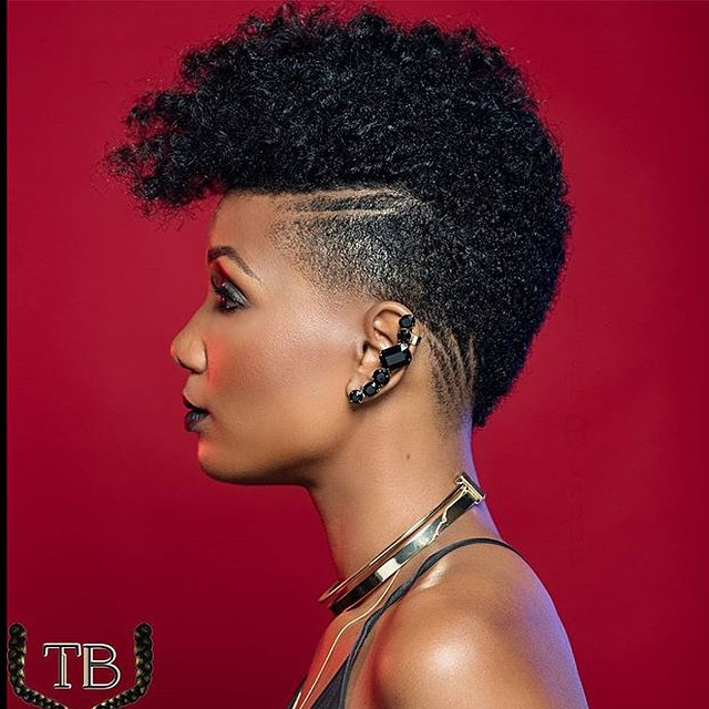 FOCUS LA TAPERED CUT POURQUOI ON LAIME Beaut Femme Noire BFN
