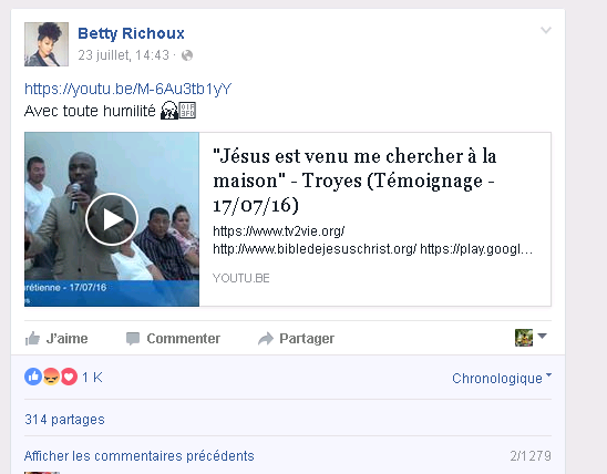 Betty Richoux- facebook-beaute-noire
