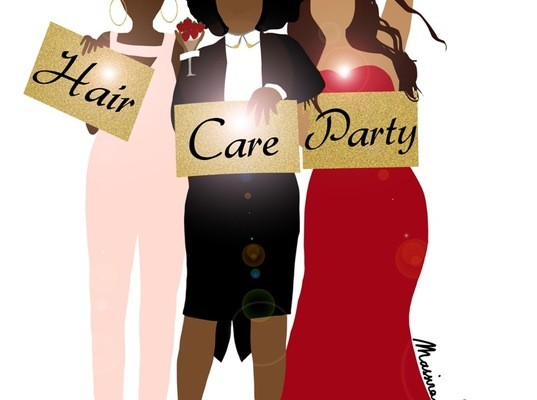 Hair care party